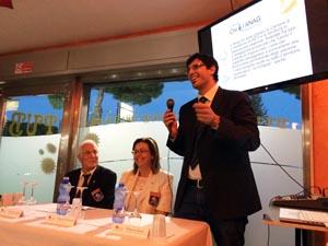 Antonino Borzellieri, Maria Carla Bonollo, Roberto Denni