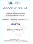 Gocce D'Italia-VENETO