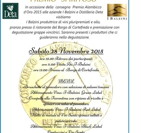 Locandina Anag Toscana - Balzini