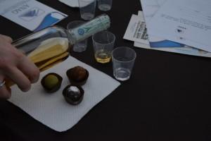 grappa e cioccolato